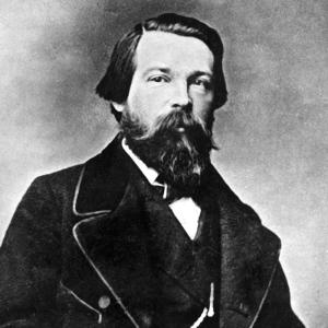 Friedrich Engels 1860