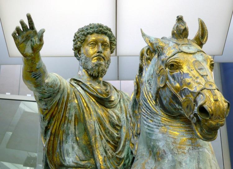 Marcus Aurelius, Musei Capitolini, Rome