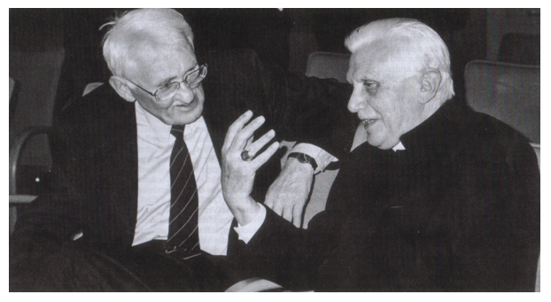 Habermas and Ratzinger, 19.01.04