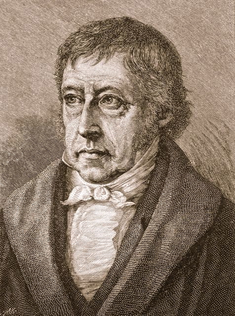 Hegel, Mystic (3/5)