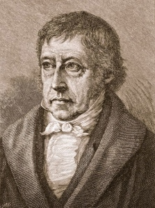 G.W.F.Hegel (1770-1831), Anonymous