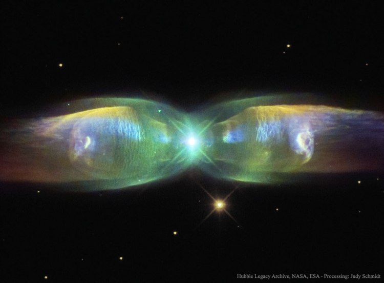 M2-9: Wings of a Butterfly Nebula