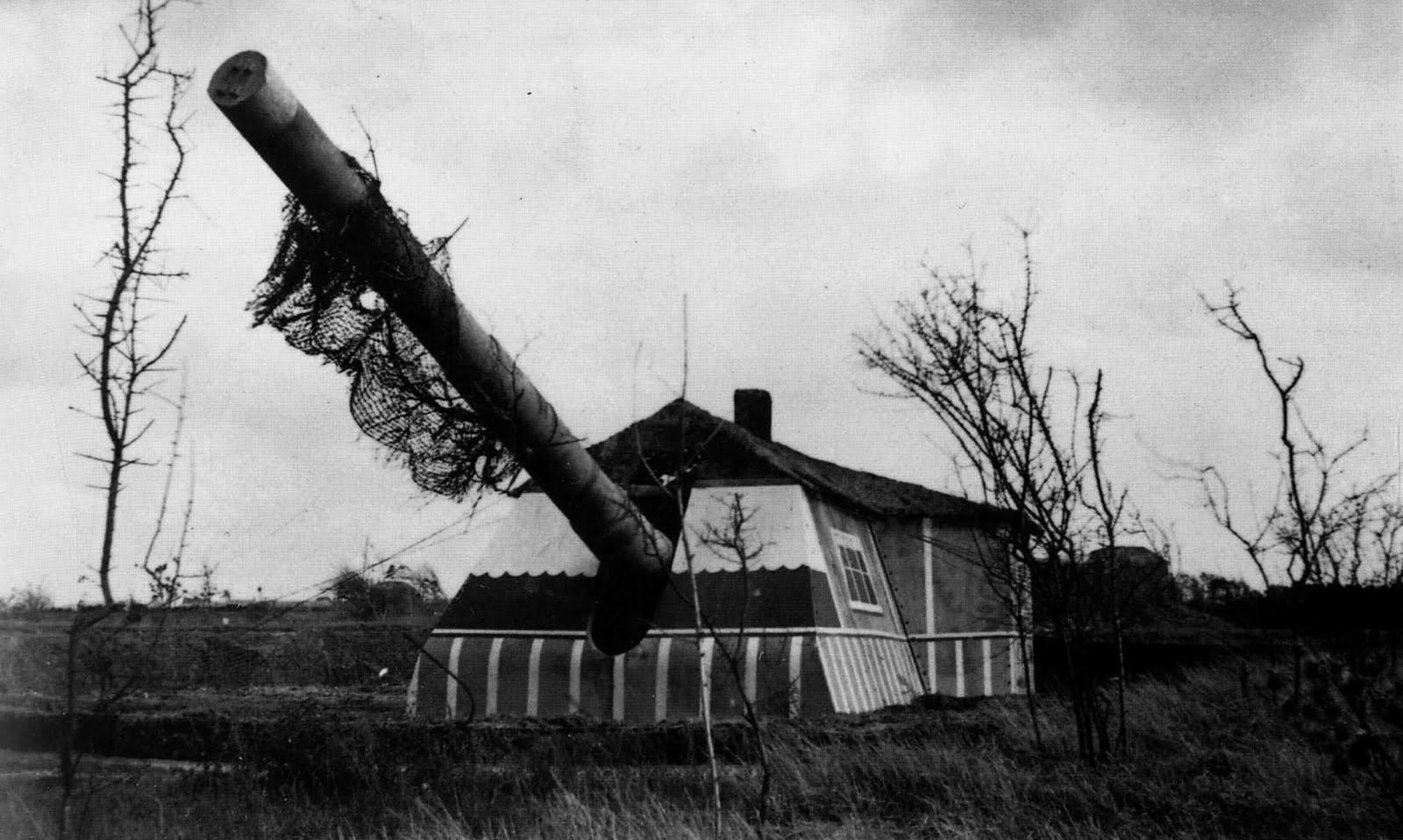 Batterie Mirus, Guernsey, ca. 1942