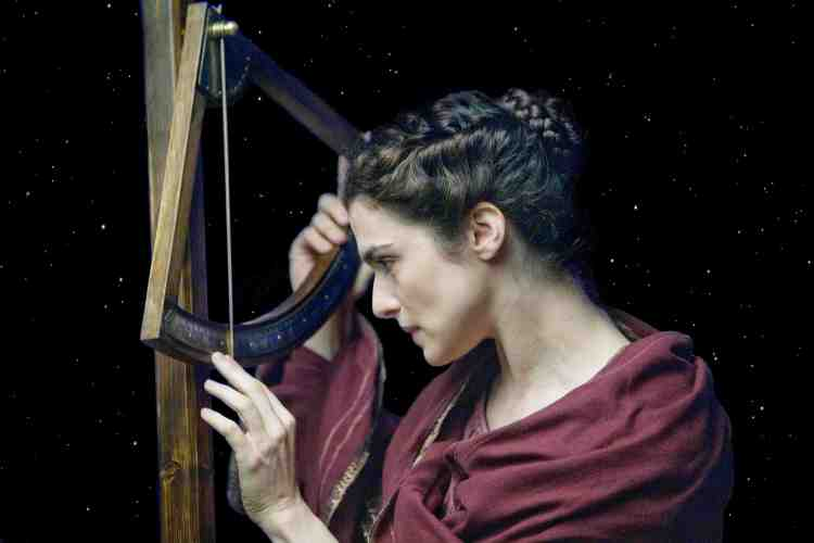 Rachel Weisz as Hypatia in 'Agora'