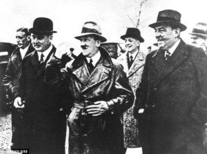 Hitler and Fritz Thyssen