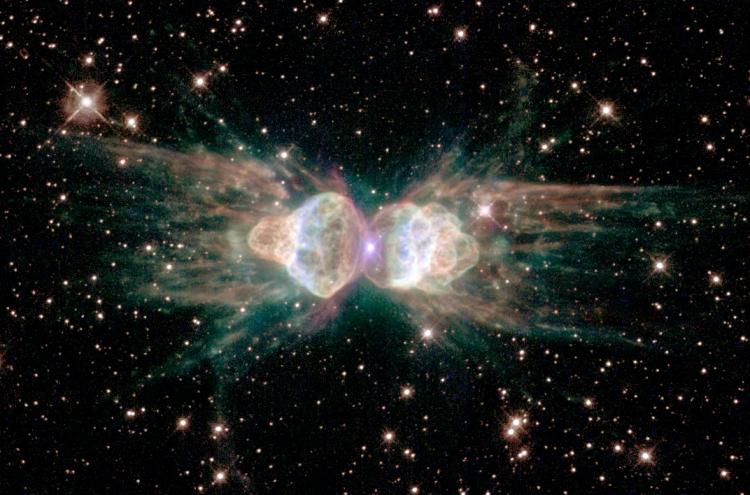 Planetary Nebula Mz3: The Ant Nebula