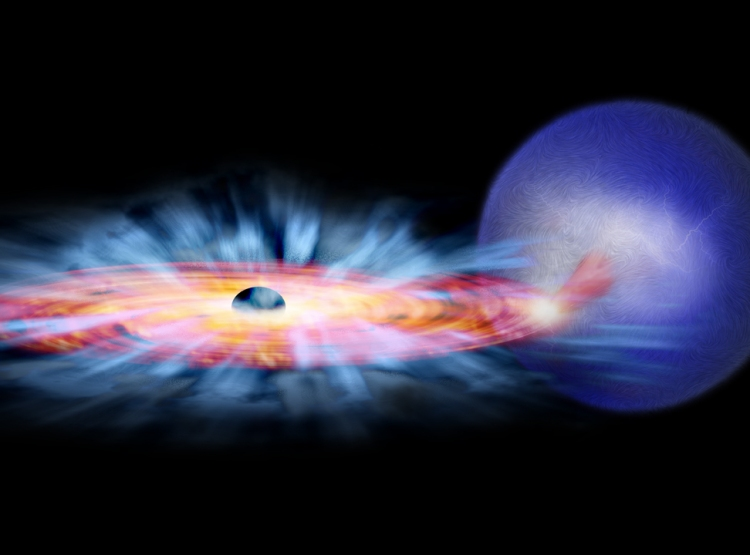 3. Wind from a Black Hole