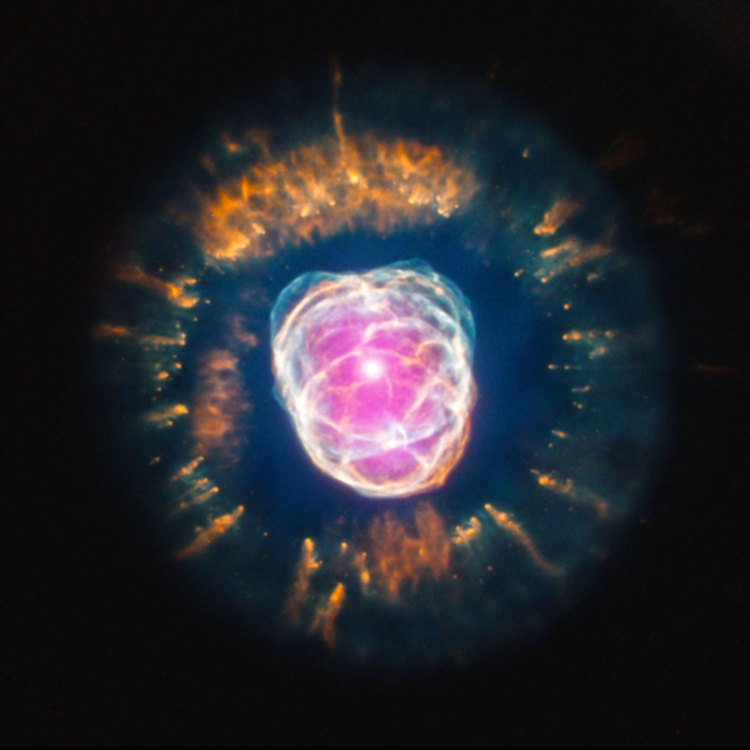 The Eskimo Nebula from Hubble and Chandra