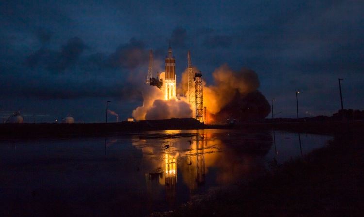 Orion Launch 05.12.14