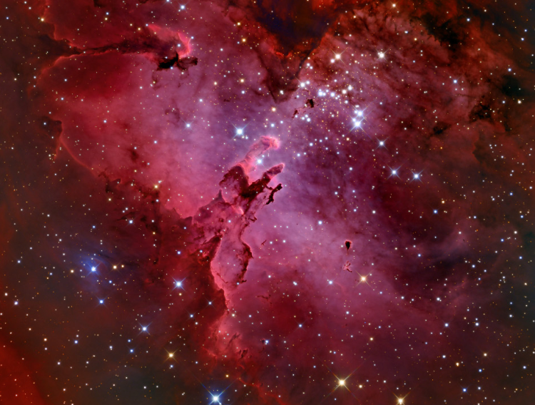 M16 and the Eagle Nebula