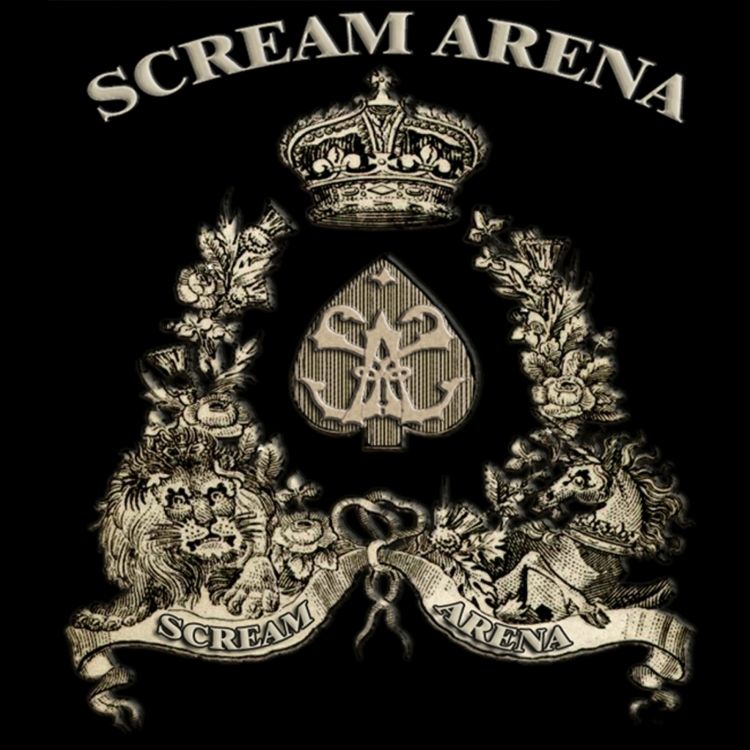 Rock band SCREAM ARENA