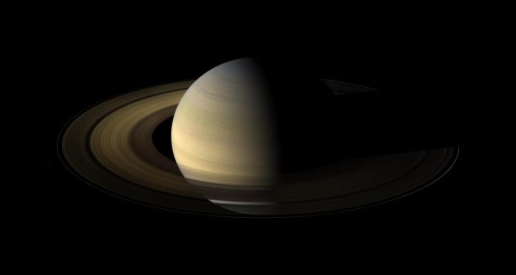 10. Saturn at Equinox
