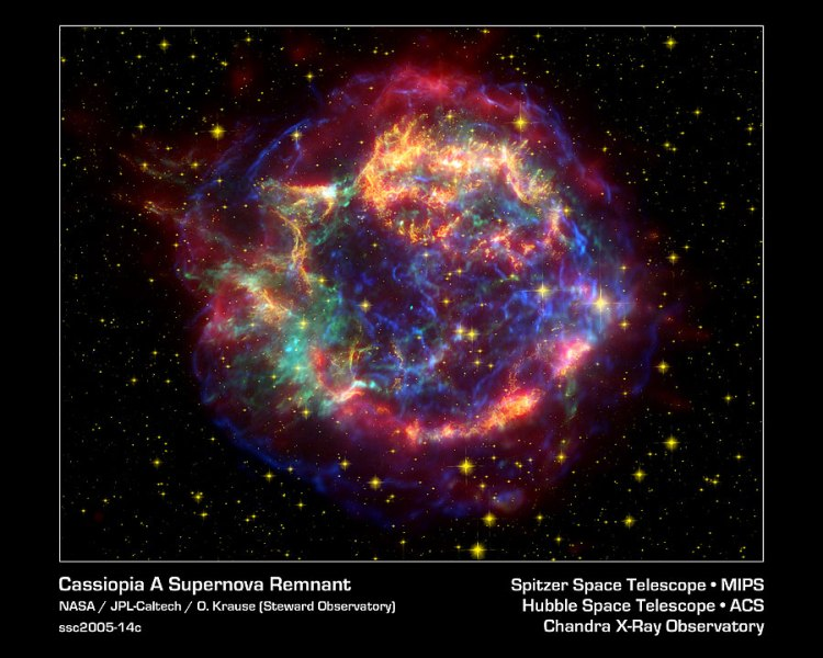 Cassiopeia A Light Echoes in Infrared