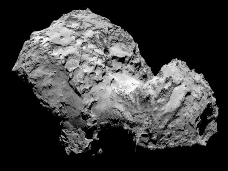 2. Rosetta's Rendezvous