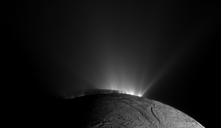 4. Shadows and Plumes Across Enceladus