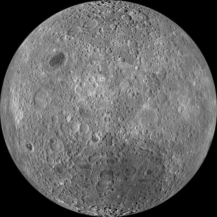 10. Lunar Farside: a lot of hits
