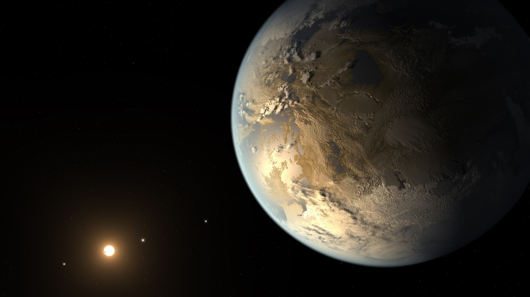 8. Earth-size Kepler-186f