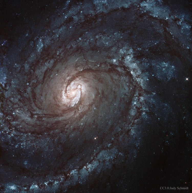 M100: A Grand Design Spiral Galaxy