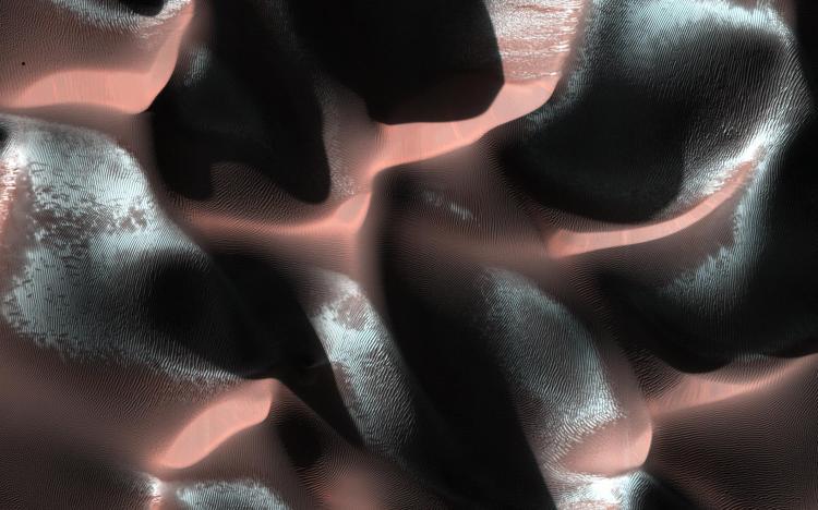 7. Martian Chiaroscuro
