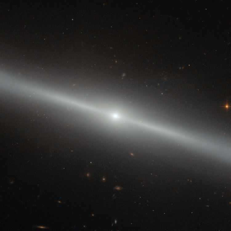 9. NGC 4762: A Galaxy on the Edge