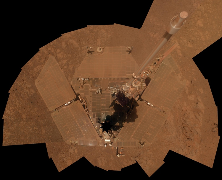 4. Opportunity's Decade on Mars