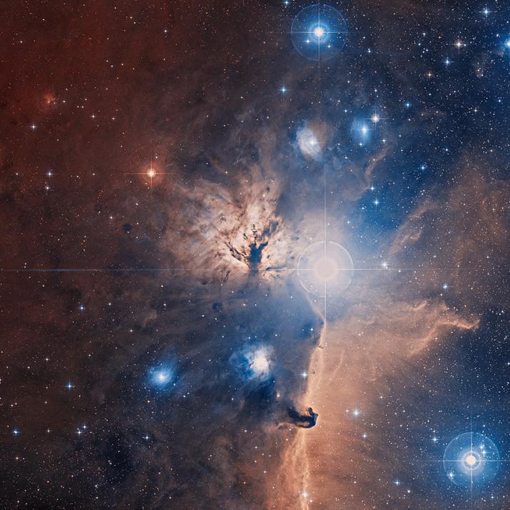5. Inside the Flame Nebula