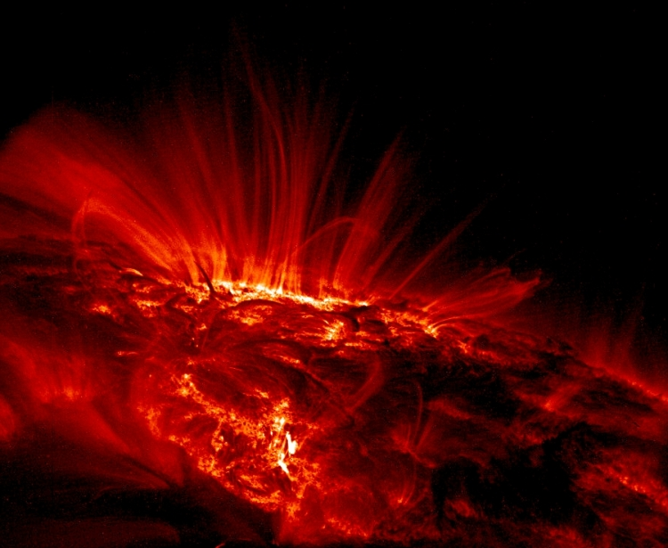 3. Sunspot Loops in Ultraviolet