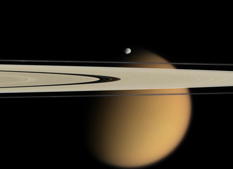 10. Titan Beyond the Rings