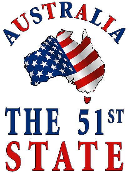 Australia, the 51st state