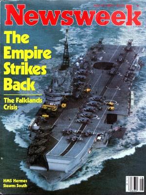 Newsweek cover 19.04.82