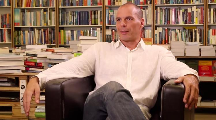 Yanis Varoufakis in academia
