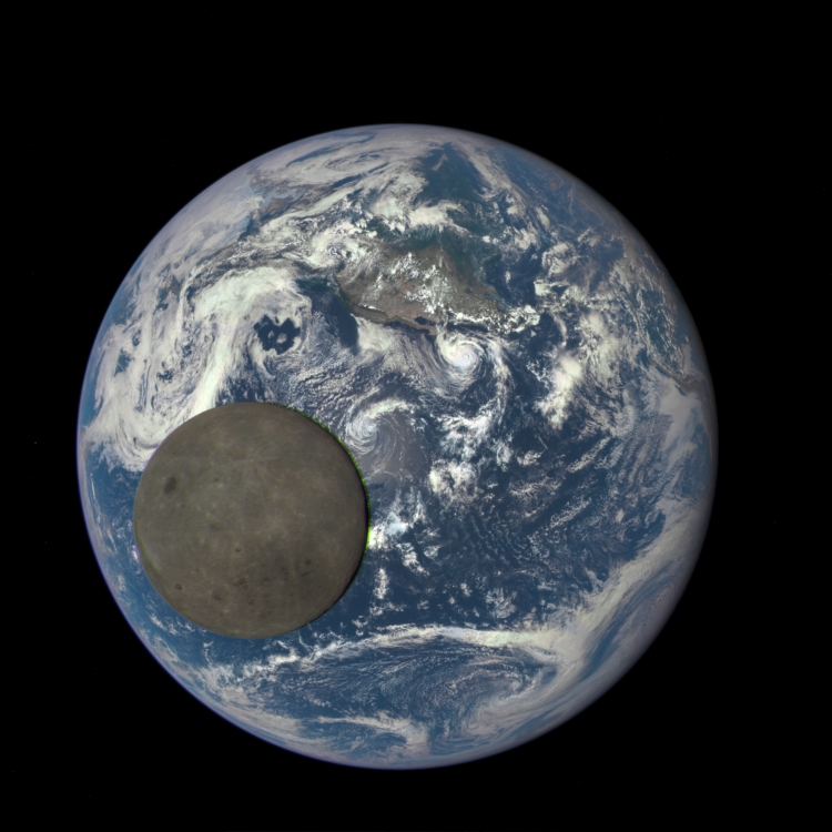 Full Moon, Full Earth