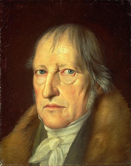 Jakob Schlesinger, 'Bildnis des Philosophen Georg Wilhelm Friedrich Hegel', Berlin 1831, Alte Nationalgalerie Berlin
