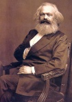 Marx (1818-1883) in 1875
