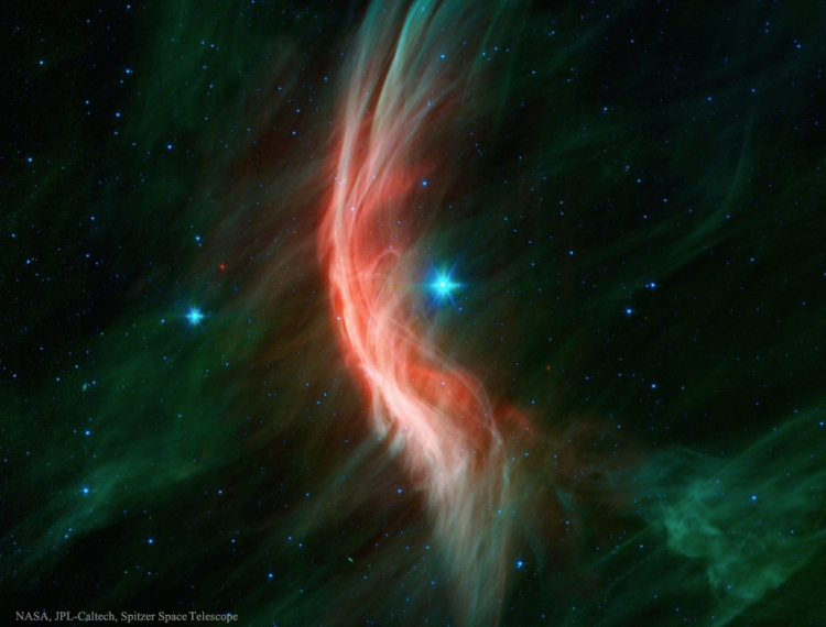 Zeta Ophiuchi: Runaway Star. 20 times more massive than the Sun, moving at 24 kilometres per second. What set this star in motion?