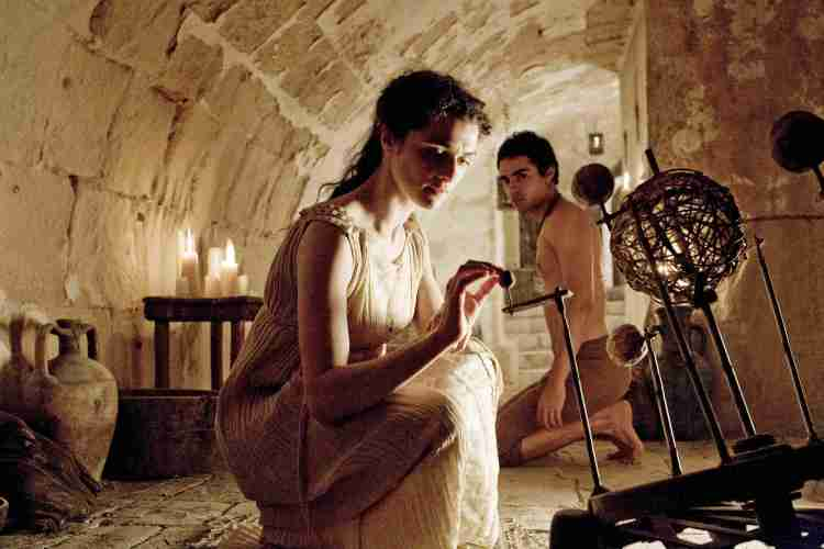 Rachel Weisz as Hypatia of Alexandria in Agora (2009)