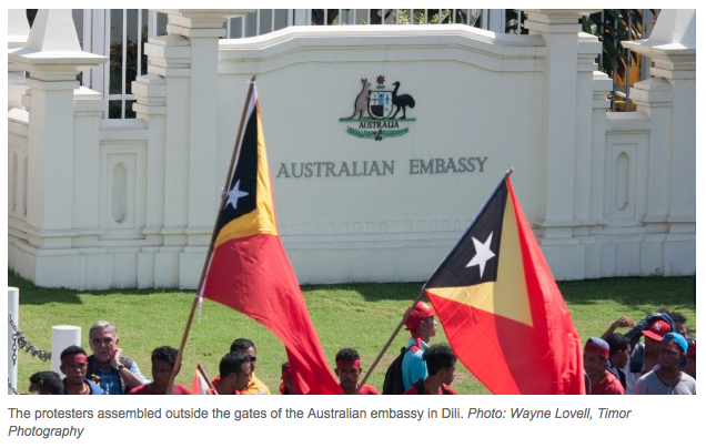 Australian Embassy, Dili