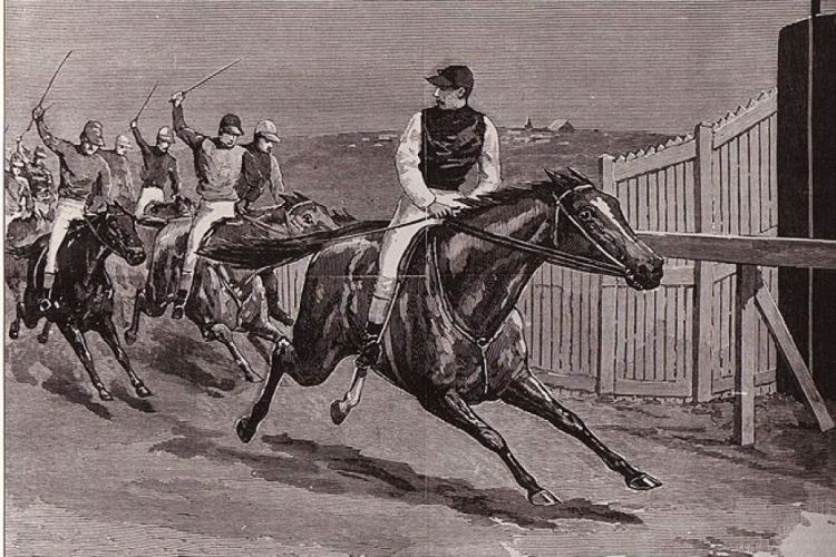 Carbine_wins_the_1890_Melbourne_Cup