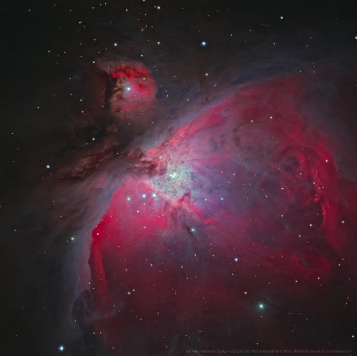 The Orion Trapezium