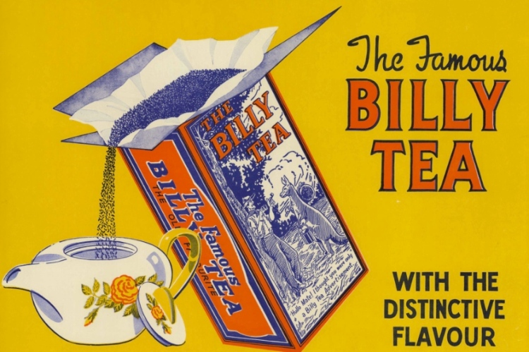 Billy-Tea-advertisement