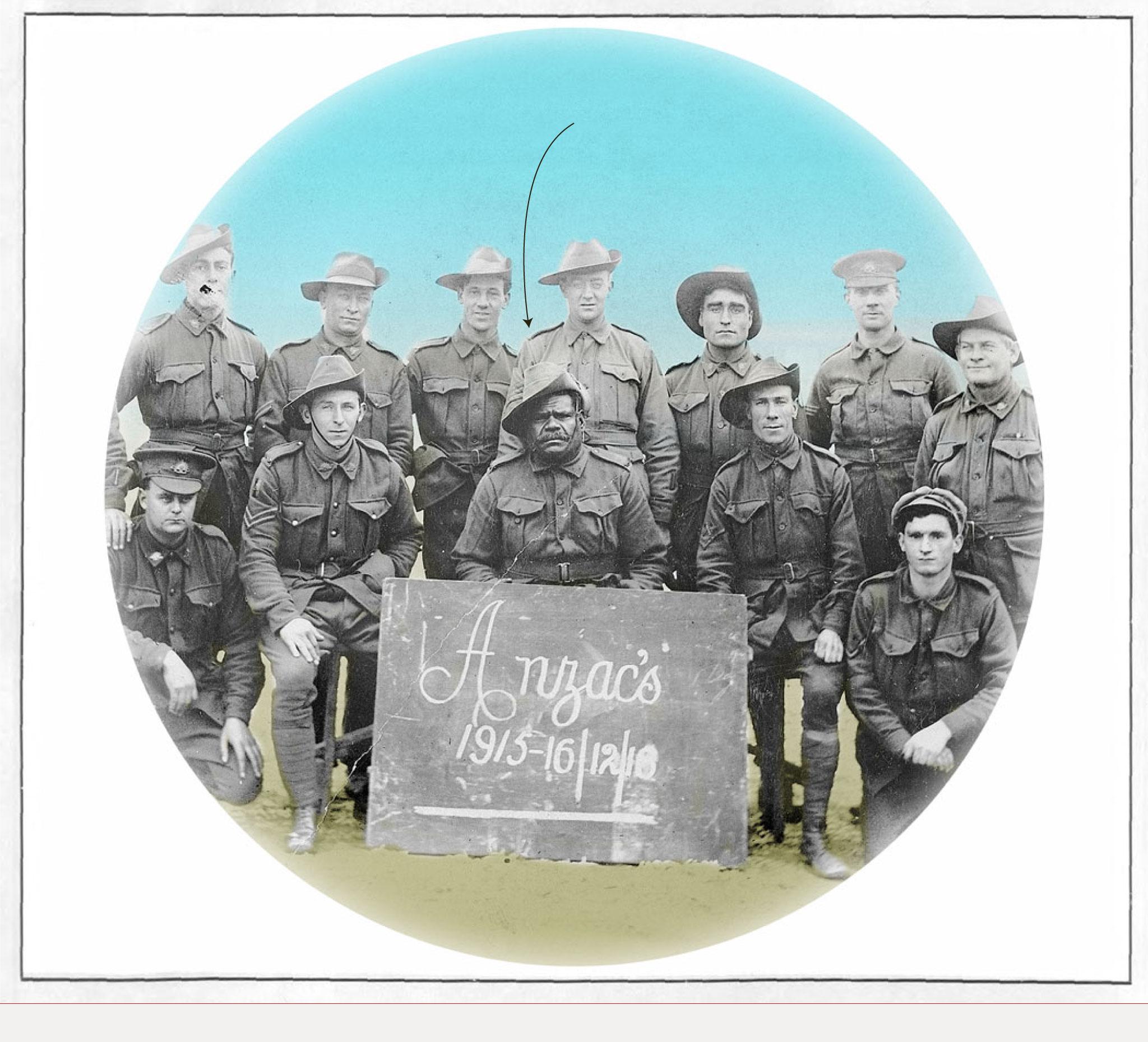indigenous-soldier-WWI
